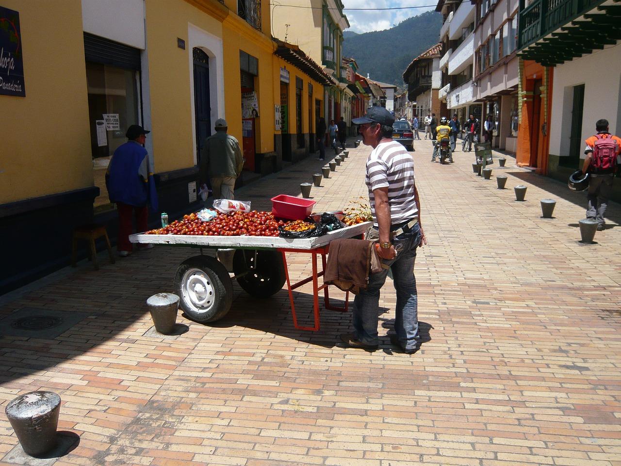 Zipaquira in Kolumbien in diesem Ort findet Ihr die berühmte Salzkathedrale bei Bogota