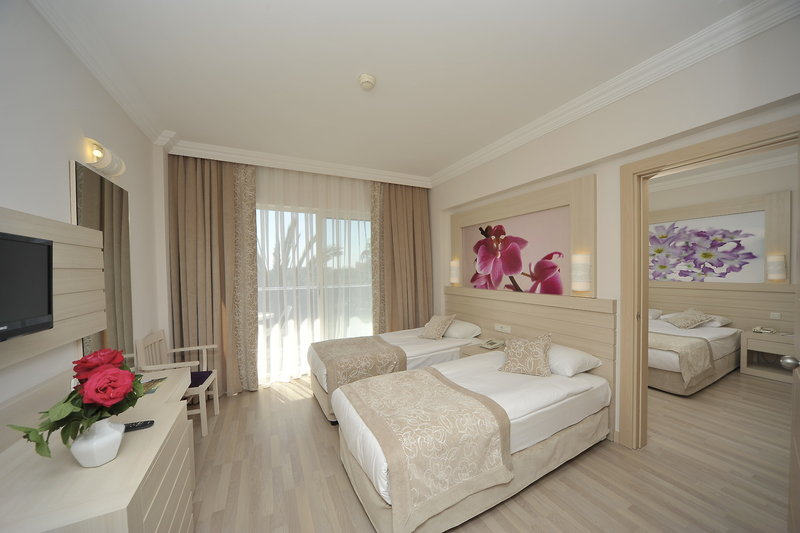 Beispiel Hotelzimmer in der guten Unterkunft in Kumköy bei Antalya