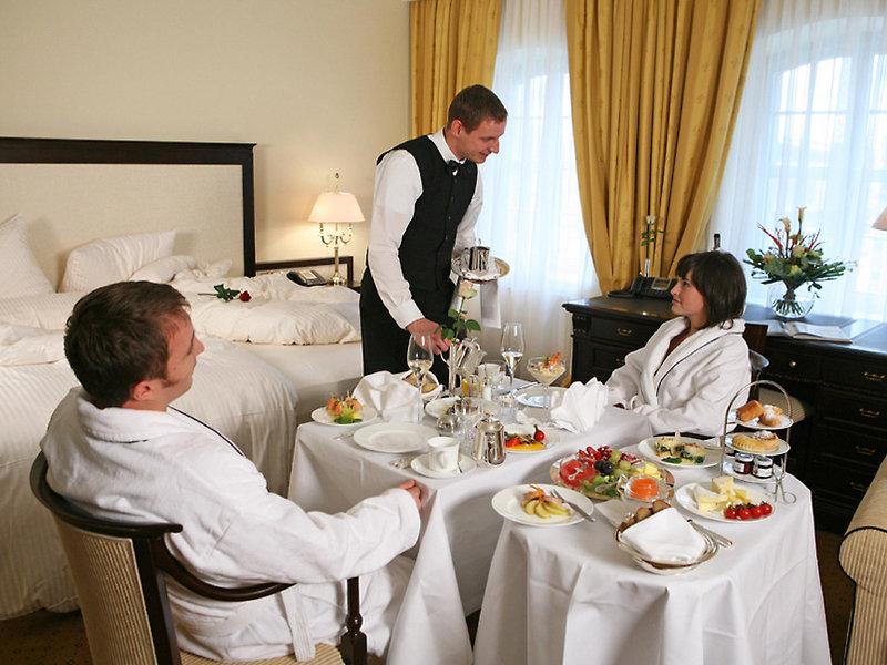 Besser kann man im Hotel kein Dinner bekommen
