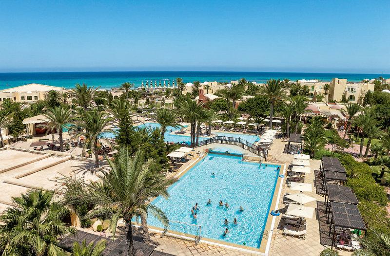 Aldiana Club . Sidi Mahres Strand