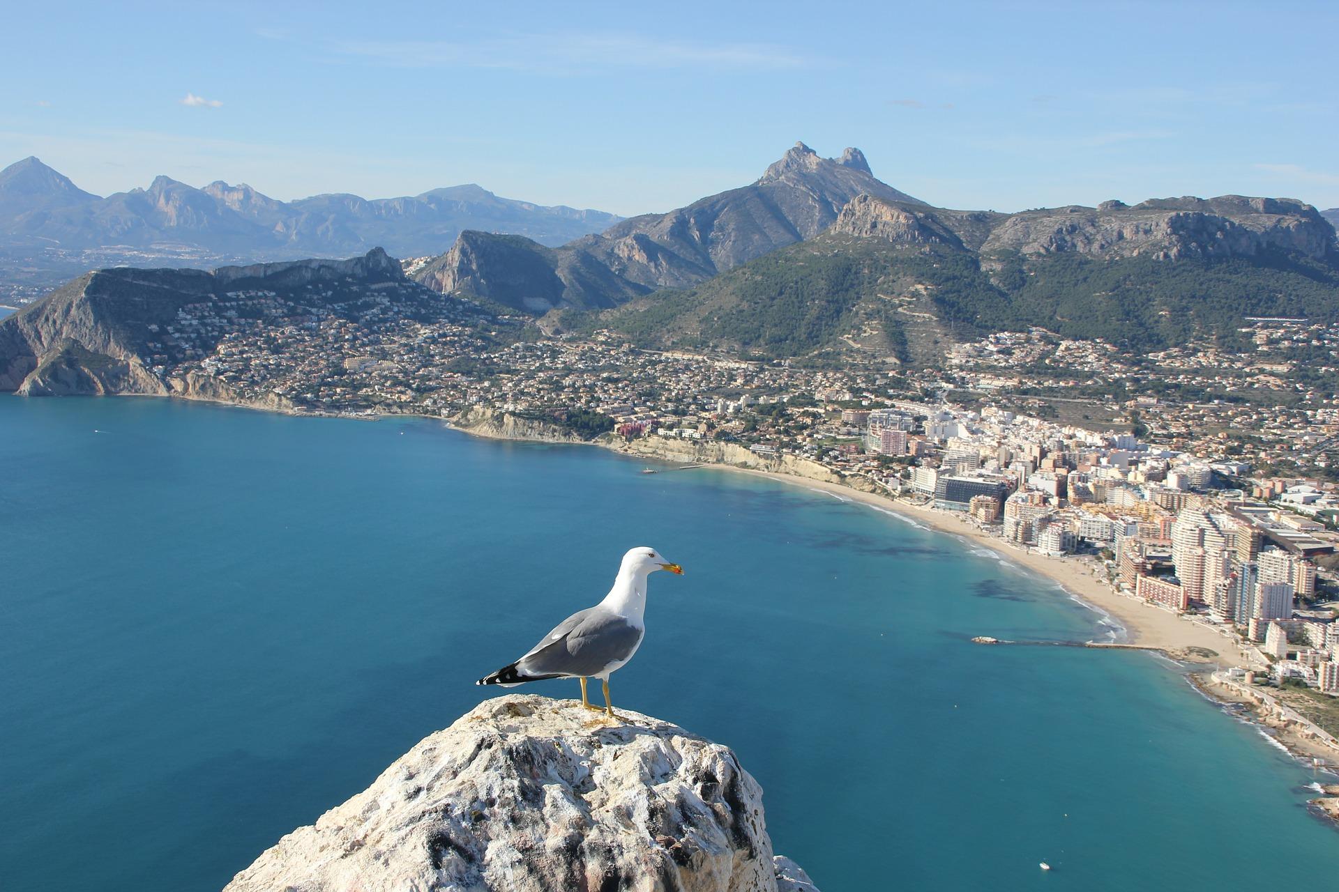 Alicante Strand Urlaub in Spanien
