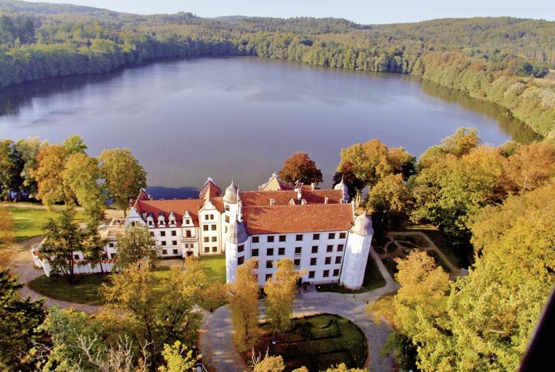 All Inclusive Urlaub im Schlosshotel Podewils eine Woche Polen ab 139,00€