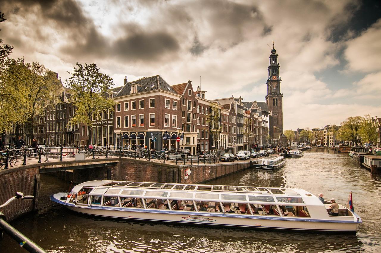 Amsterdam Top Hauptstädte in Europa die Nummer Eins !