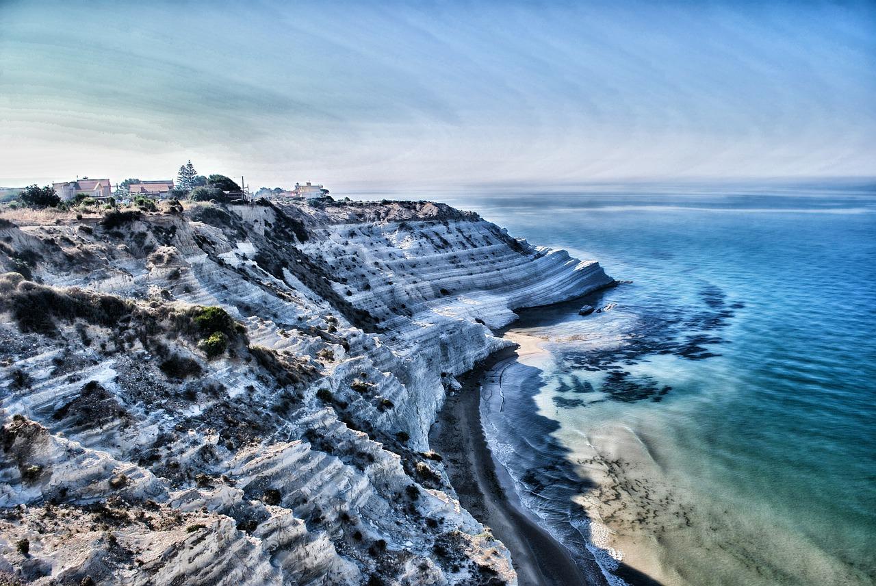 Baden im Mittelmeer