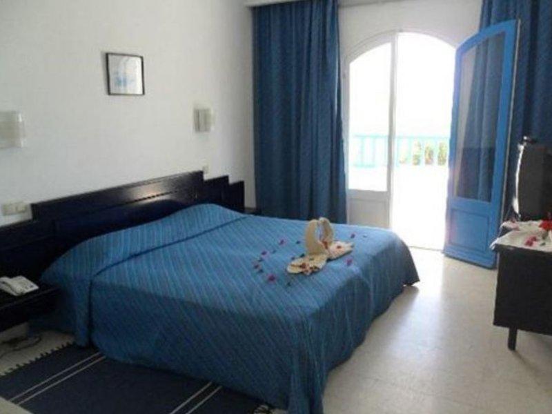 Beispiel Zimmer im günstigsten Hotel vor Ort