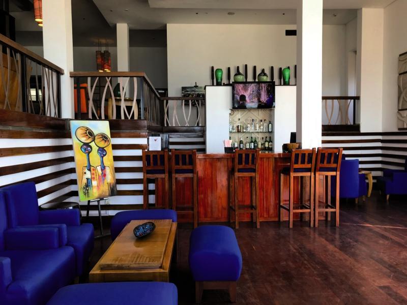 Beispiel für das 5 Sterne Hotel im kleinsten Staat in Afrika