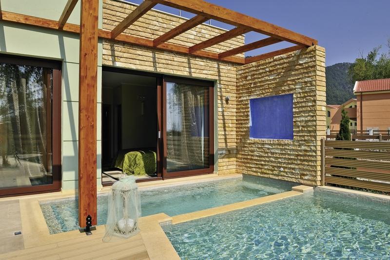 Boutique Hotel Alexandra Golden Beach - mein Favorit der Top 5 Erwachsenenhotels in Griechenland