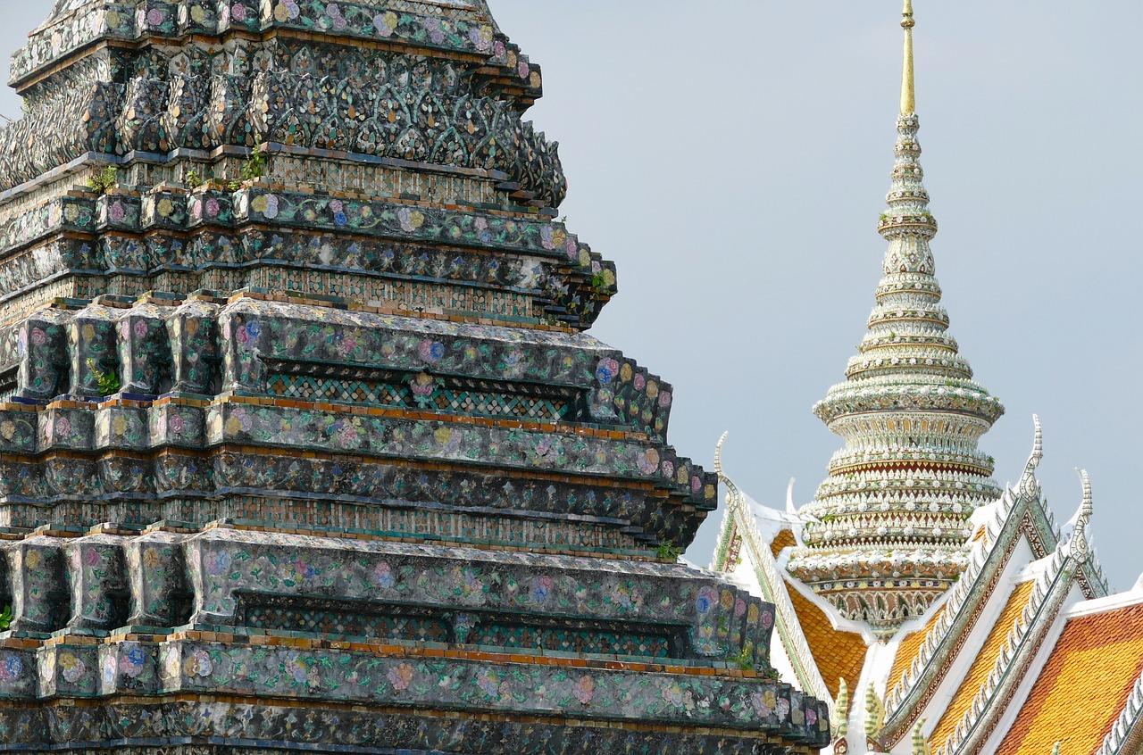 Buddah Tempel in WAtt