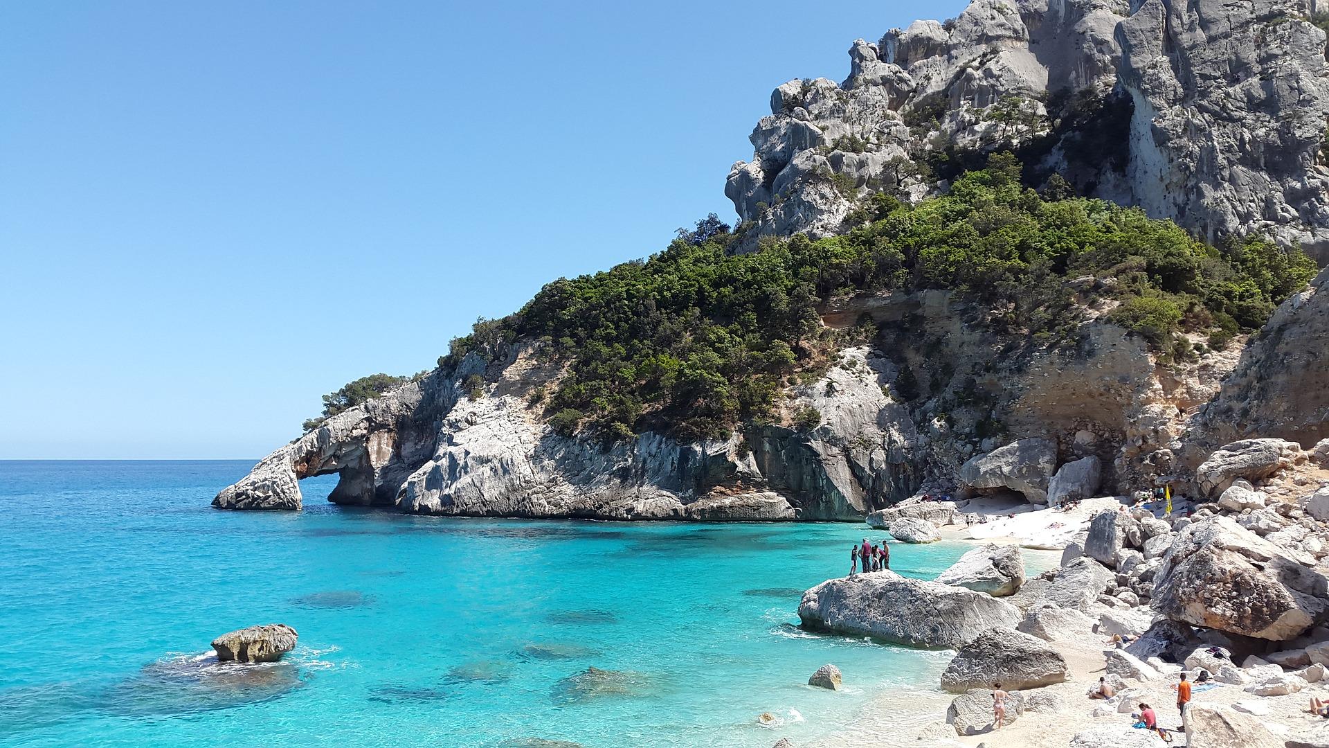 Cala Goloritze mein lieblingsort auf Sardinien