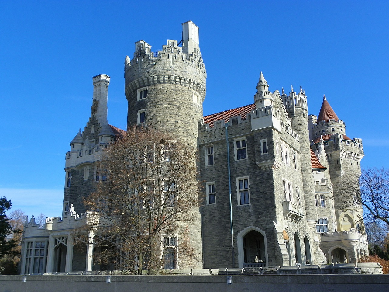 Casa Loma in der City