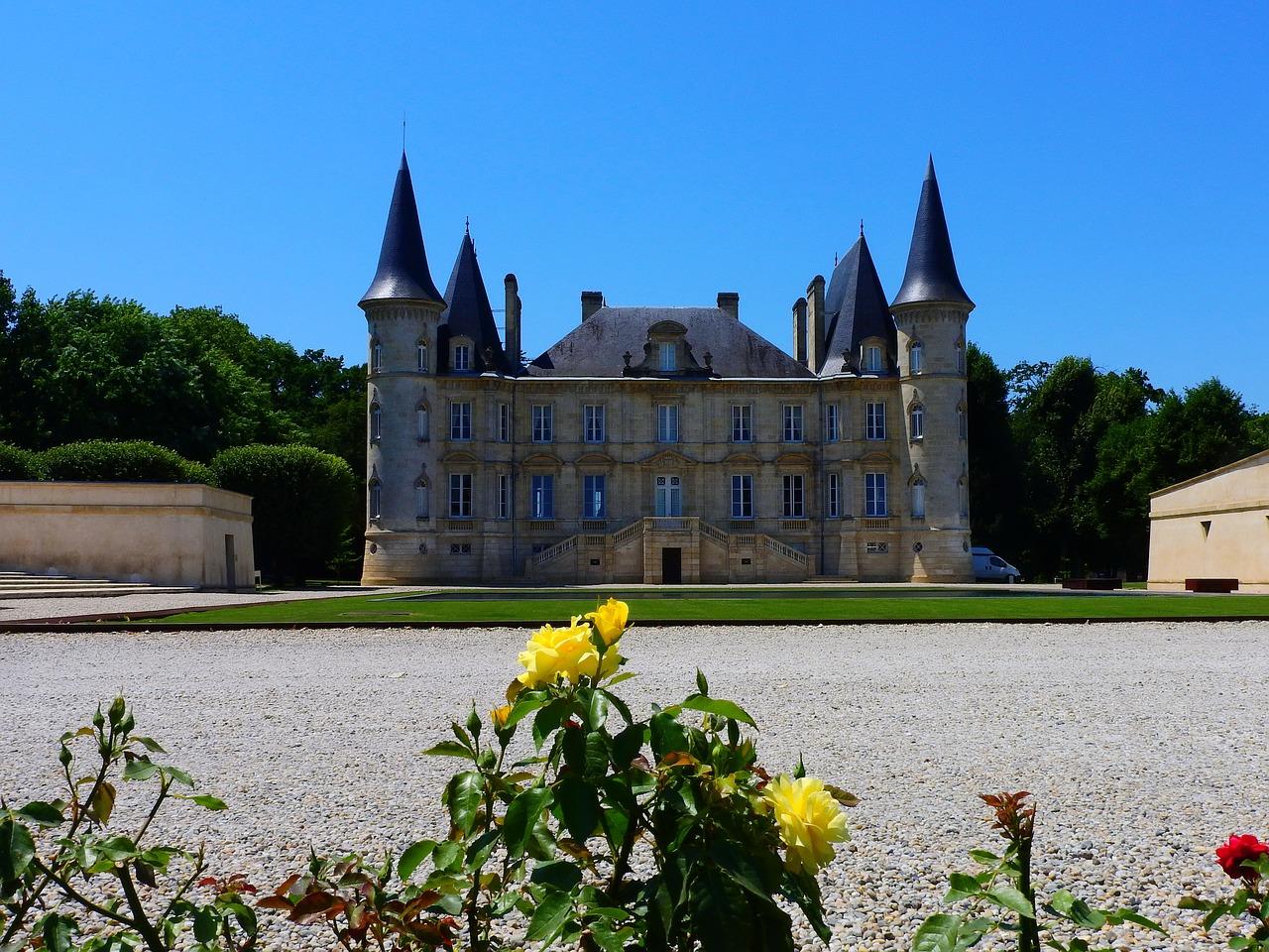 Castel in Bordeaux
