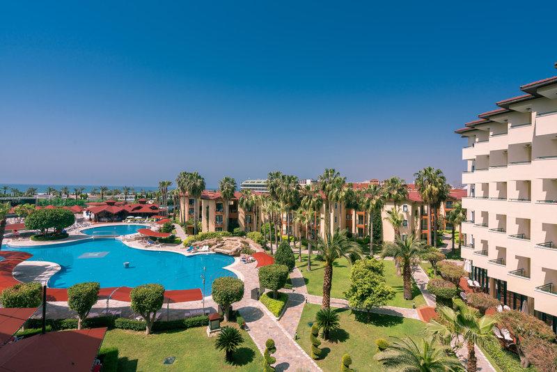 Das 4 Sterne Resort Miramare Queen der Geheimtipp mit über 96,5% positive Bewertung!