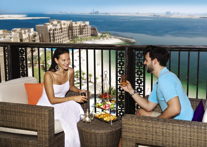 Das 5 Sterne Hotel bietet zahlreiche Rooftop Bars