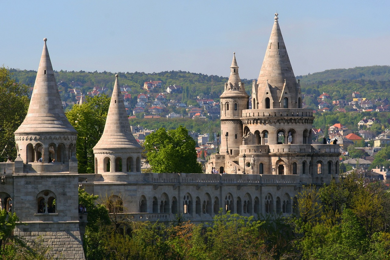 Das Fisherman Bastion