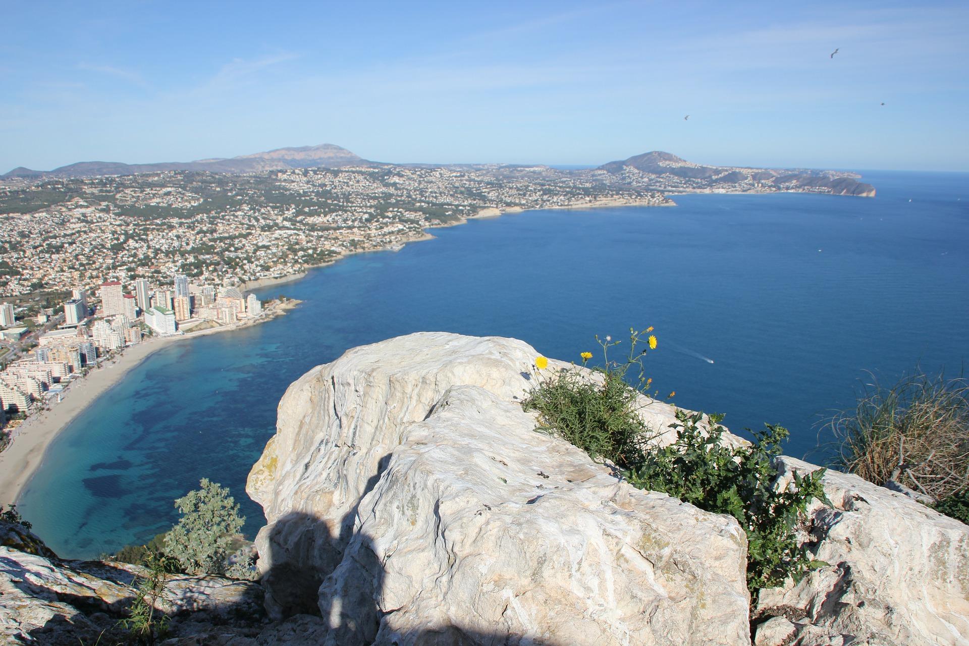 Das Gebirge bietet Zahlreiche Aussichtspunkte