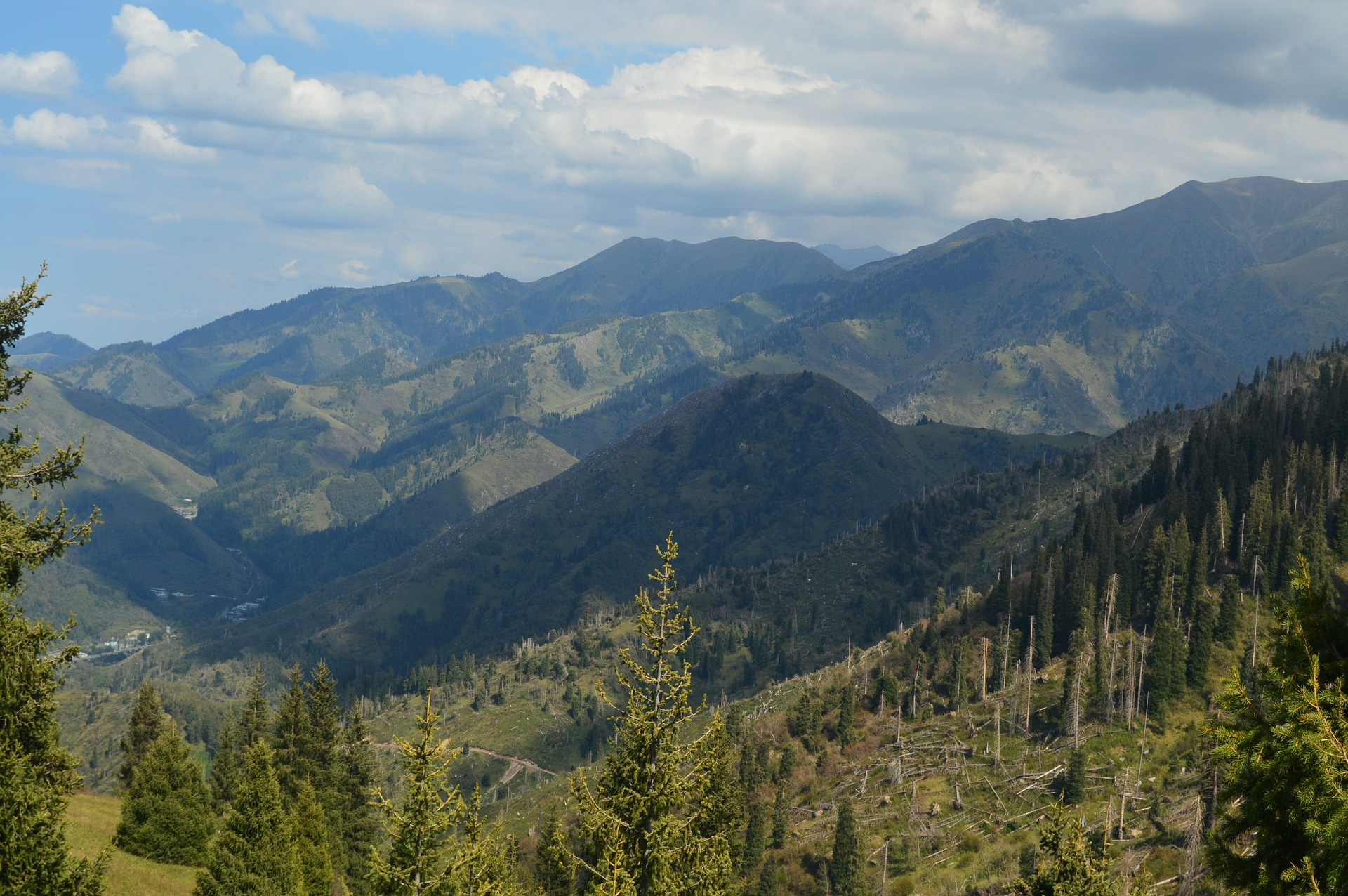 Das Gebirge