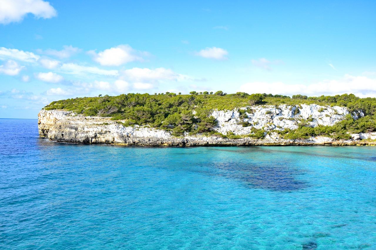 Das Mittelmeer von seiner schönsten Seite auf den Balearen