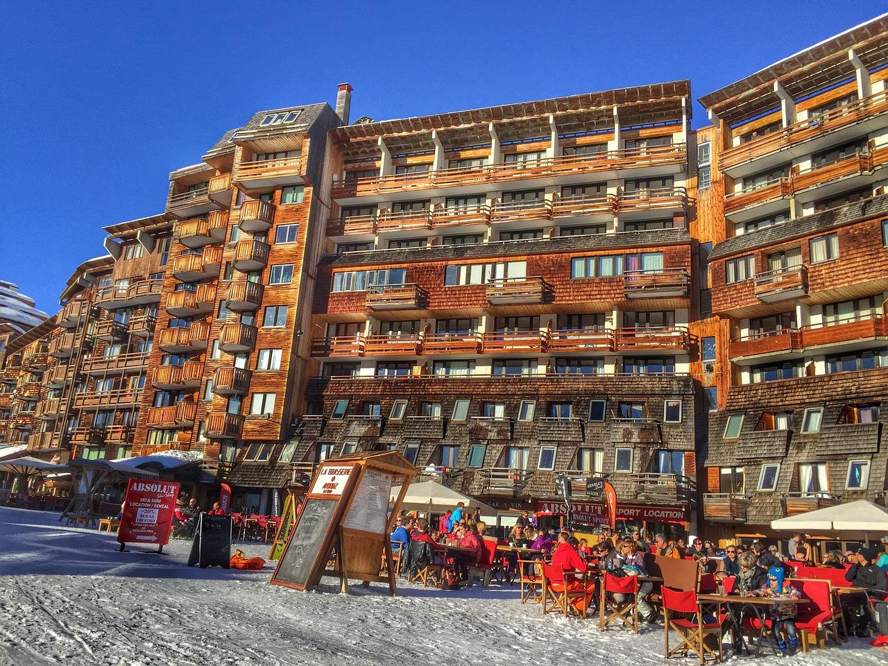 Das beliebteste Ferienresort in den Alpen