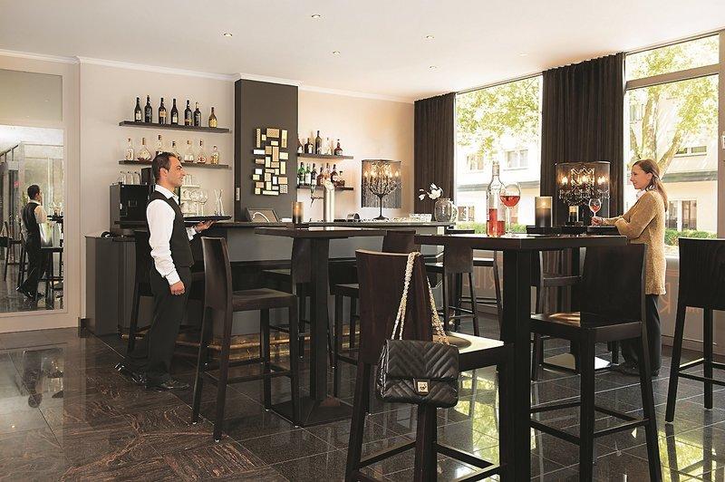 Die Bar im Haus