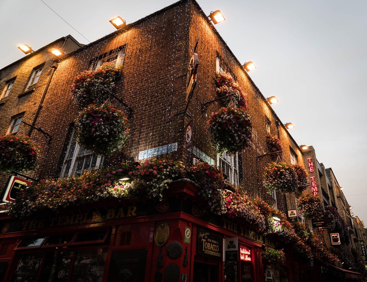 Entertainment in Dublin ab 6,75€ Irlands Hauptsadt Hotspots