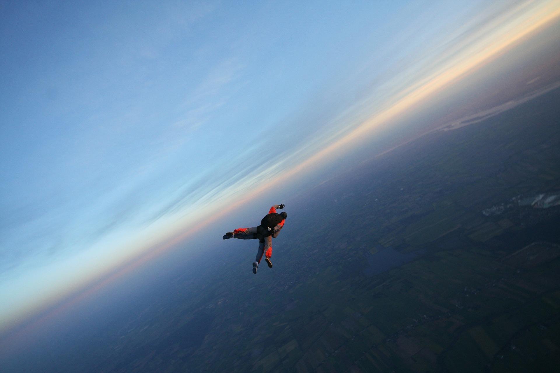 Fallschirm Tandemsprung in Wallerfangen im Saarland ab 219,00€