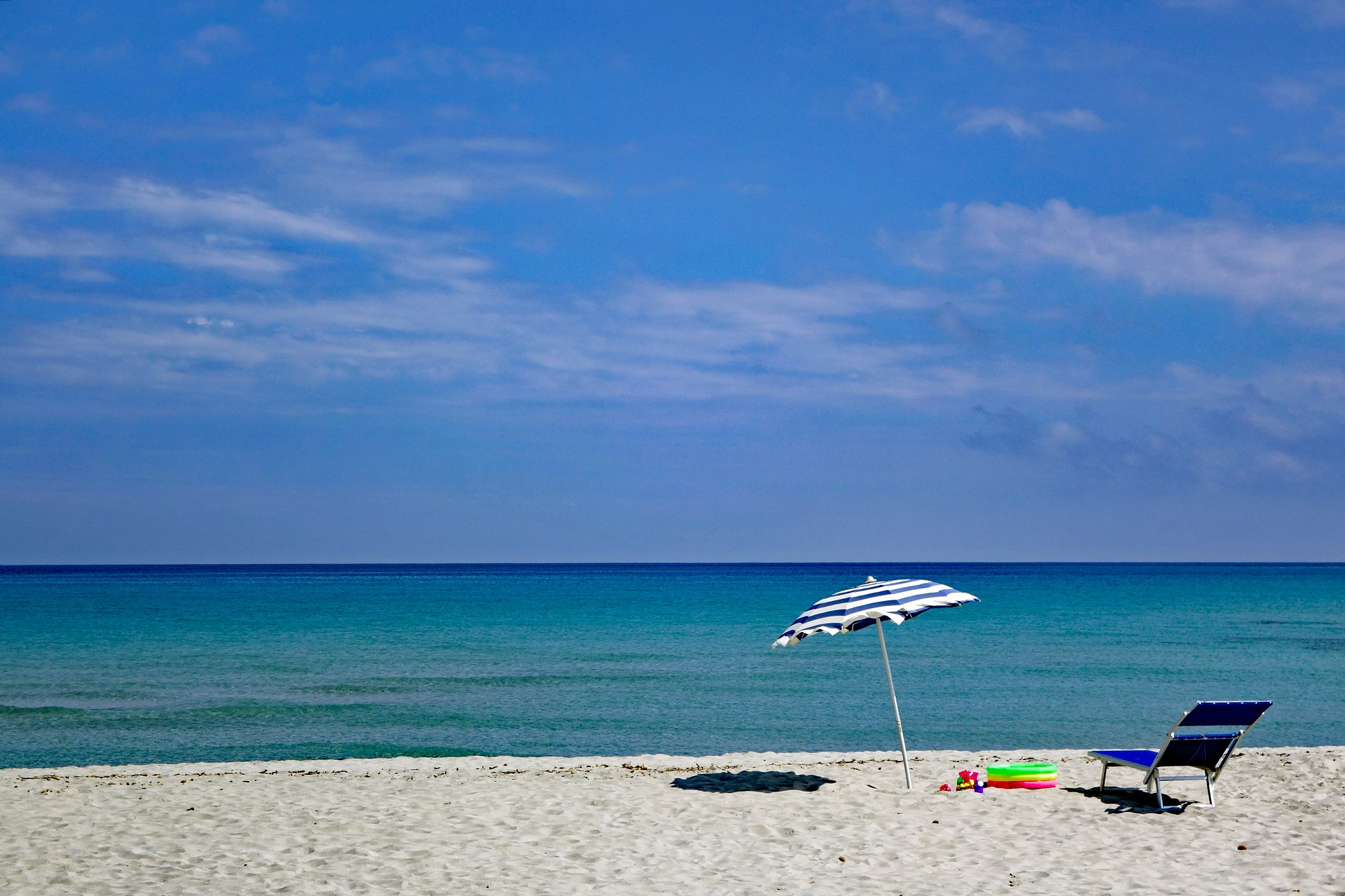 Familienurlaub Sardinien direkt am Strand ab 171,00€ 4 Sterne Familien Park