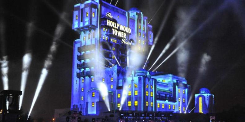 Festival im Disneyland Paris Electroland ab 199,00€ ! Sorglos Packet
