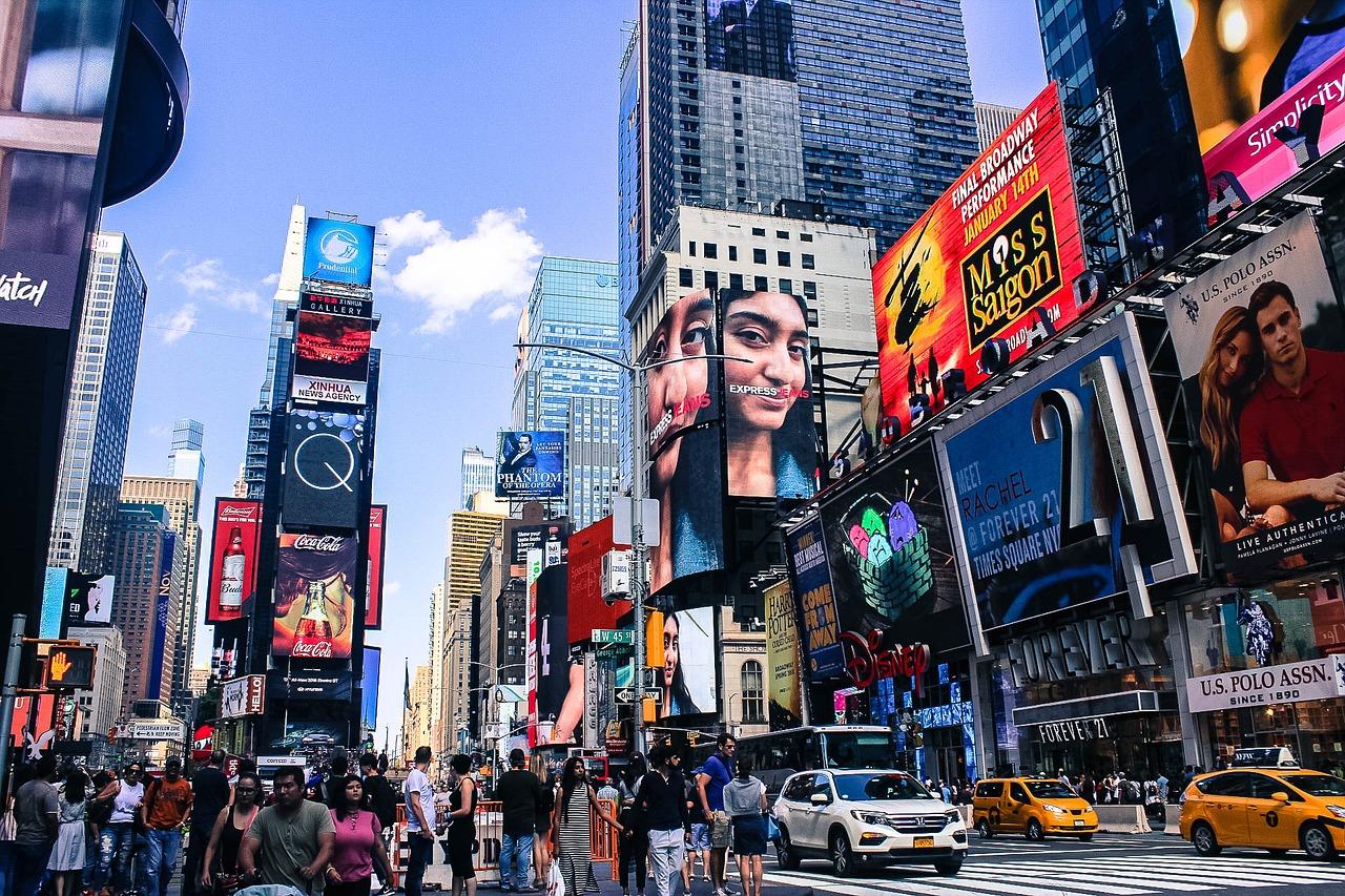 Finde dein günstiges Hotel in New York Manhattan direkt am Time Square