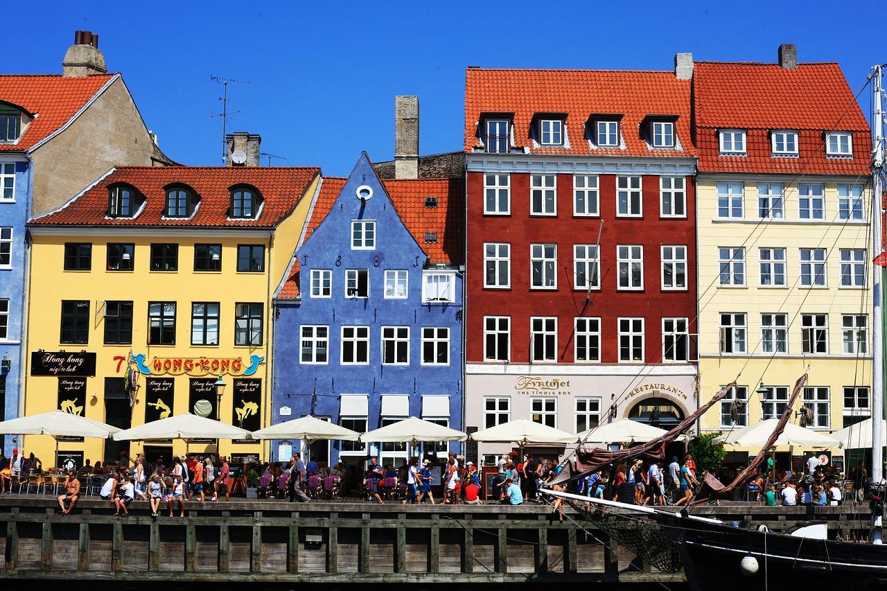 Flug nach Kopenhagen für low buchen