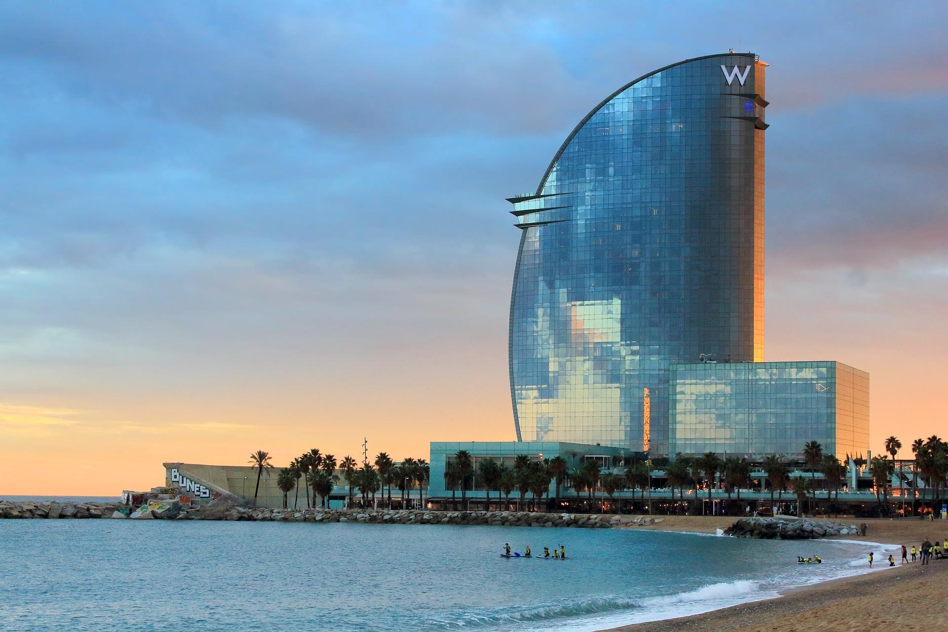 Fußball Reise nach Spanien - Barcelona Kart