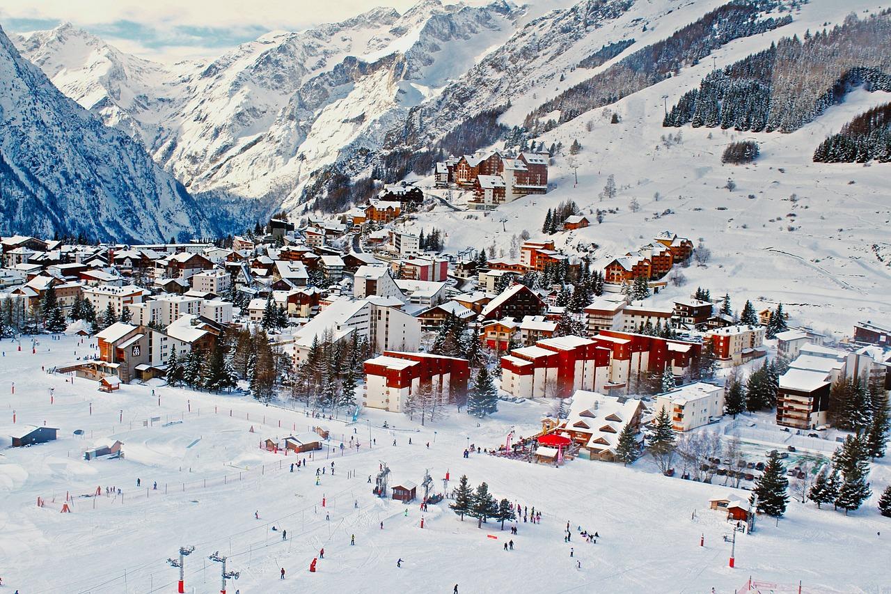 Günstigen Winterurlaub in Frankreich planen - Skiurlaub Last Minute