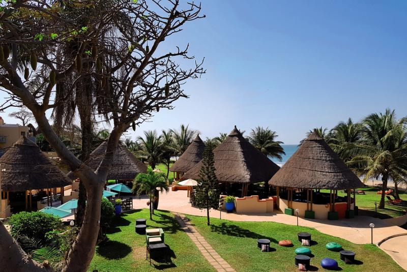 Gambia Urlaub eine Woche chillen