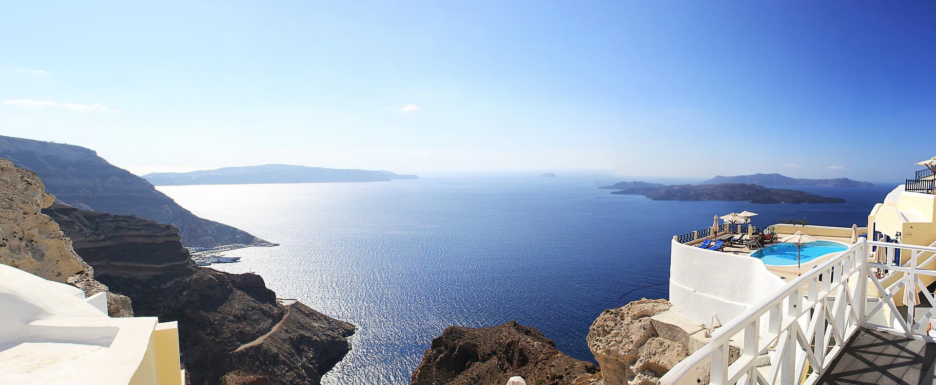 Griechische Inseln Urlaub als Pauschalreise eine Woche ab 173,47€