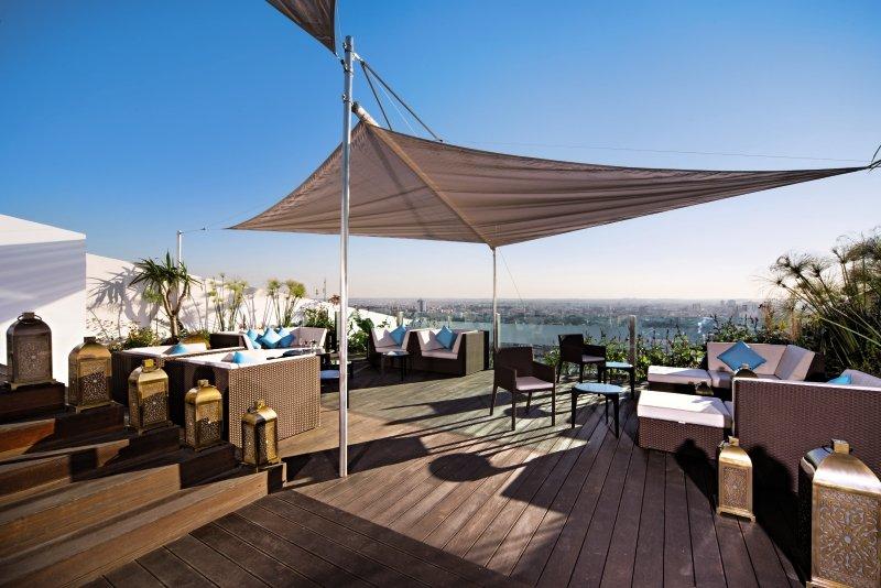 Hotel Sofitel Casablanca Tour Blanche