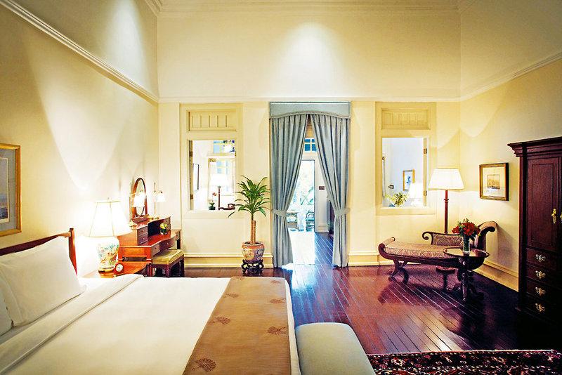 Hotelzimmer im Raffles