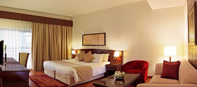 Hotelzimmer während der Pauschalreise