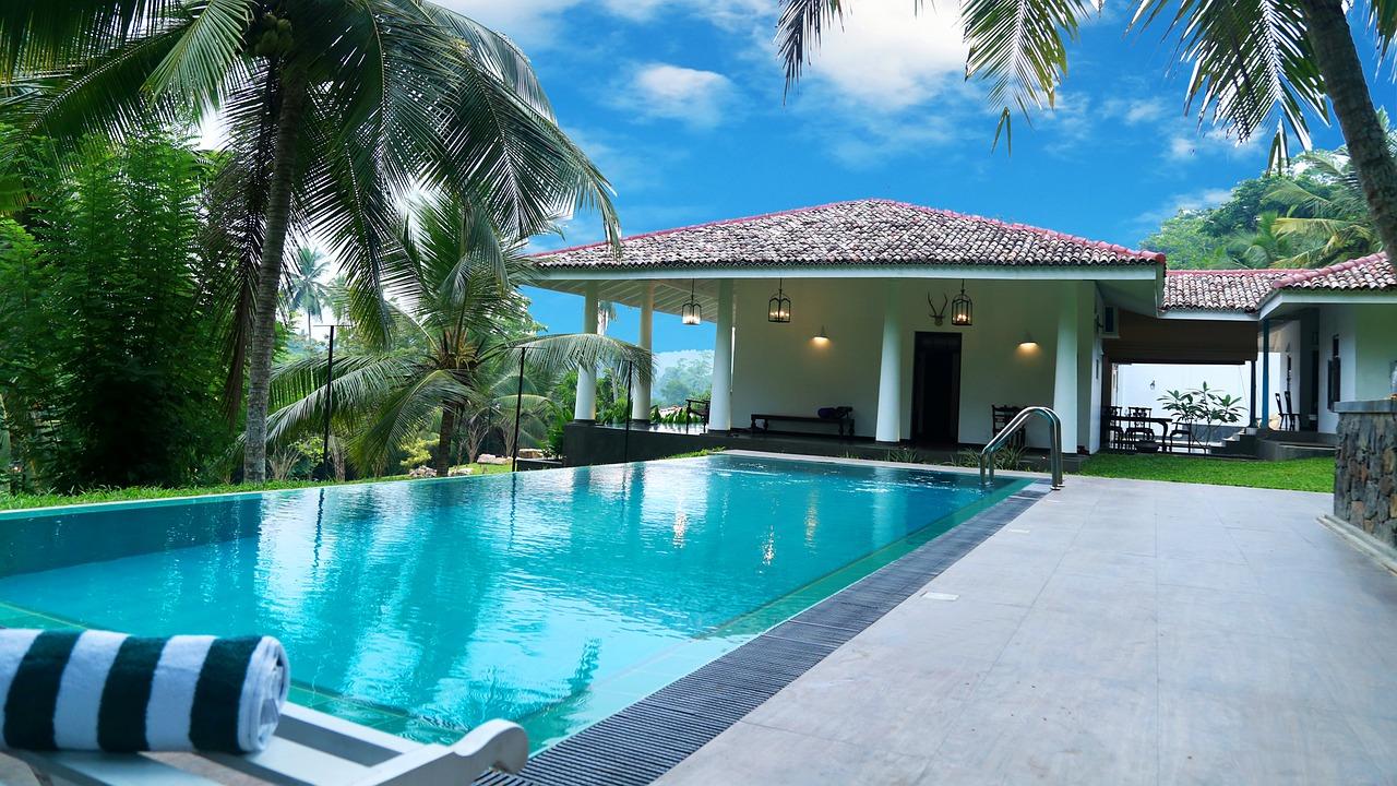 Ich empfehle euch zwei Wochen zu bleiben und in einem Resort mit Pool Villa zu chillen