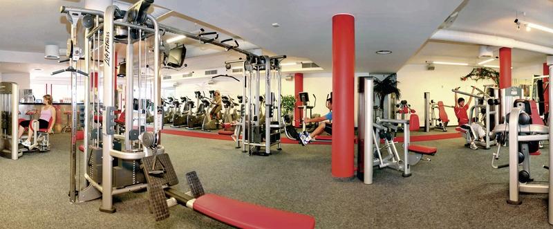 Im Hauseigenen Fitnessstudio kannst du kostenlos was für dein Körper tun