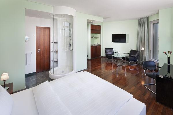 Ein klassiches Apartement im Eurotheum