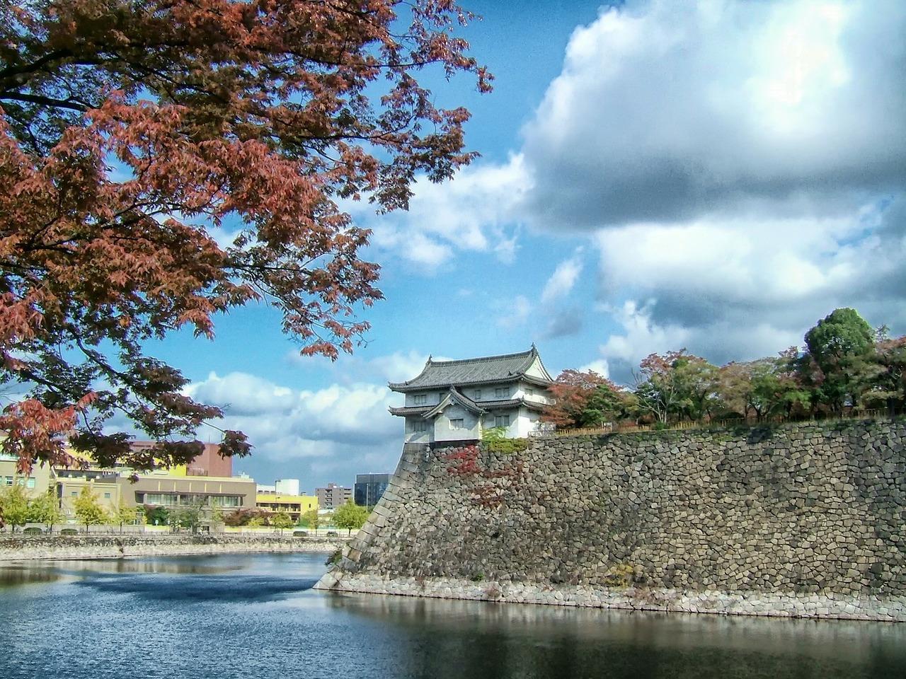 Japan Deals   Flug Frankfurt Osaka hin & zurück ab 497,00€ 1