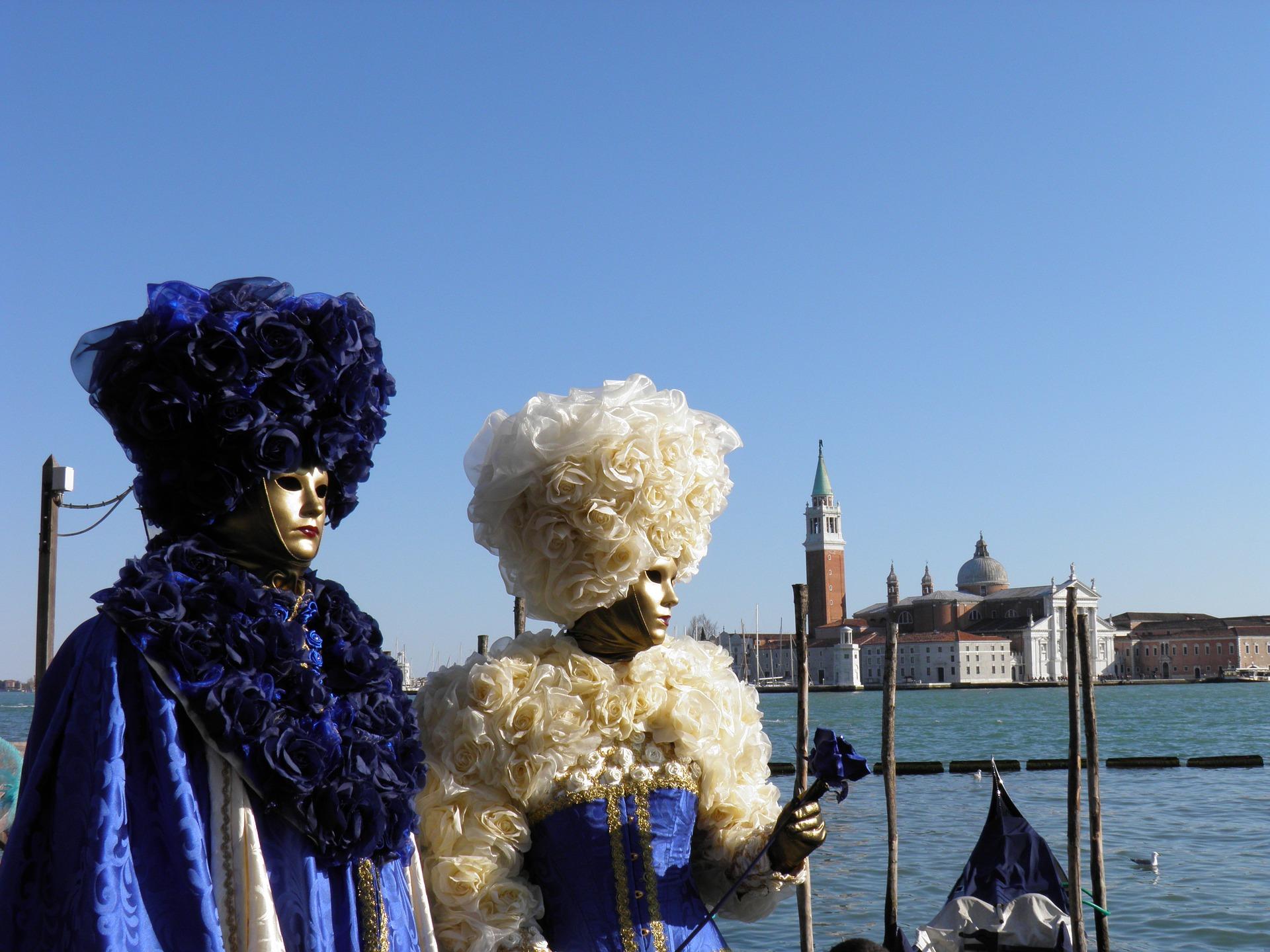 Karneval in Venedig feiern Italien - ab 39,00€ hin & zurück fliegen