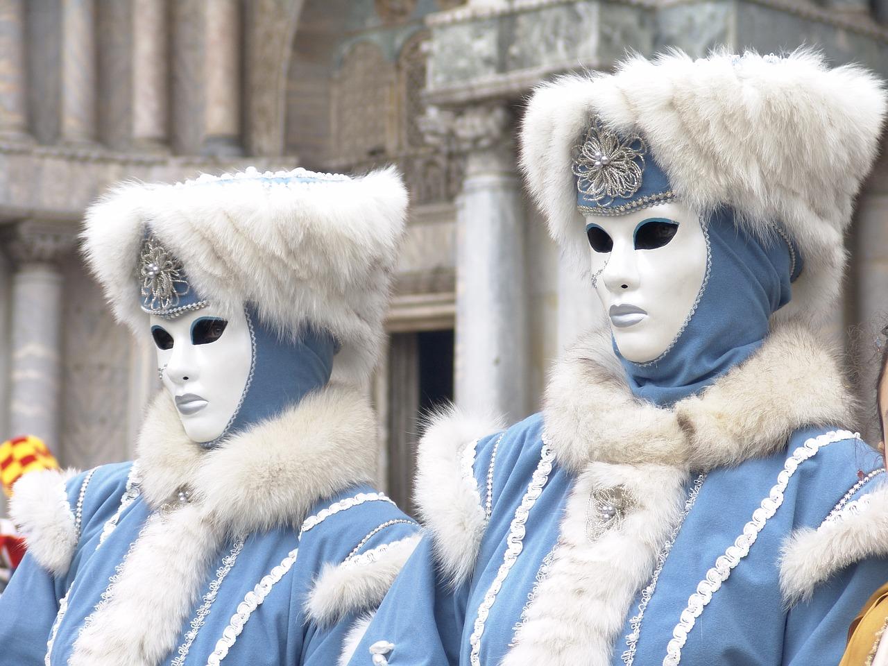 Karneval in Venetien