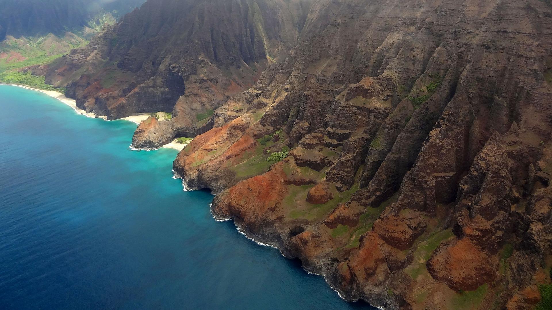 Kauai die Luxusinsel