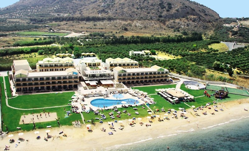 Kiani Beach Resort 5 Sterne Urlaub All Inclusive ab 498,00€