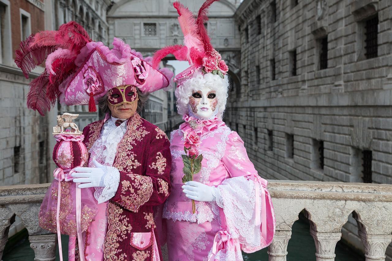 Kostüme in Venedig