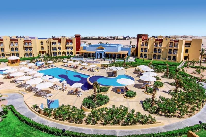Lemon & Soul Garden Makadi das vitale 4 Sterne Hotel am roten Meer