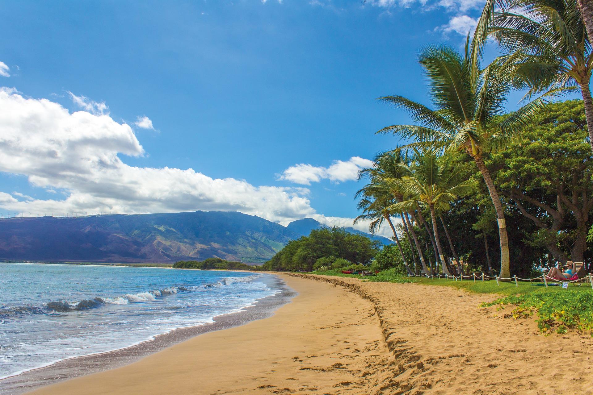 Maui Hawaii Reisetipps - der schönste Strand