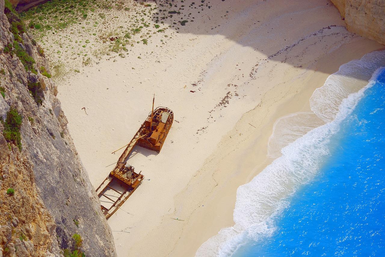 Der schönste Strand der Welt Navagio