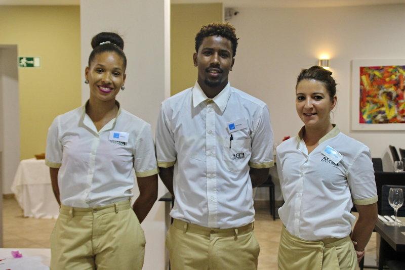 Personal vom Agua Hotels Sal Vila Verde