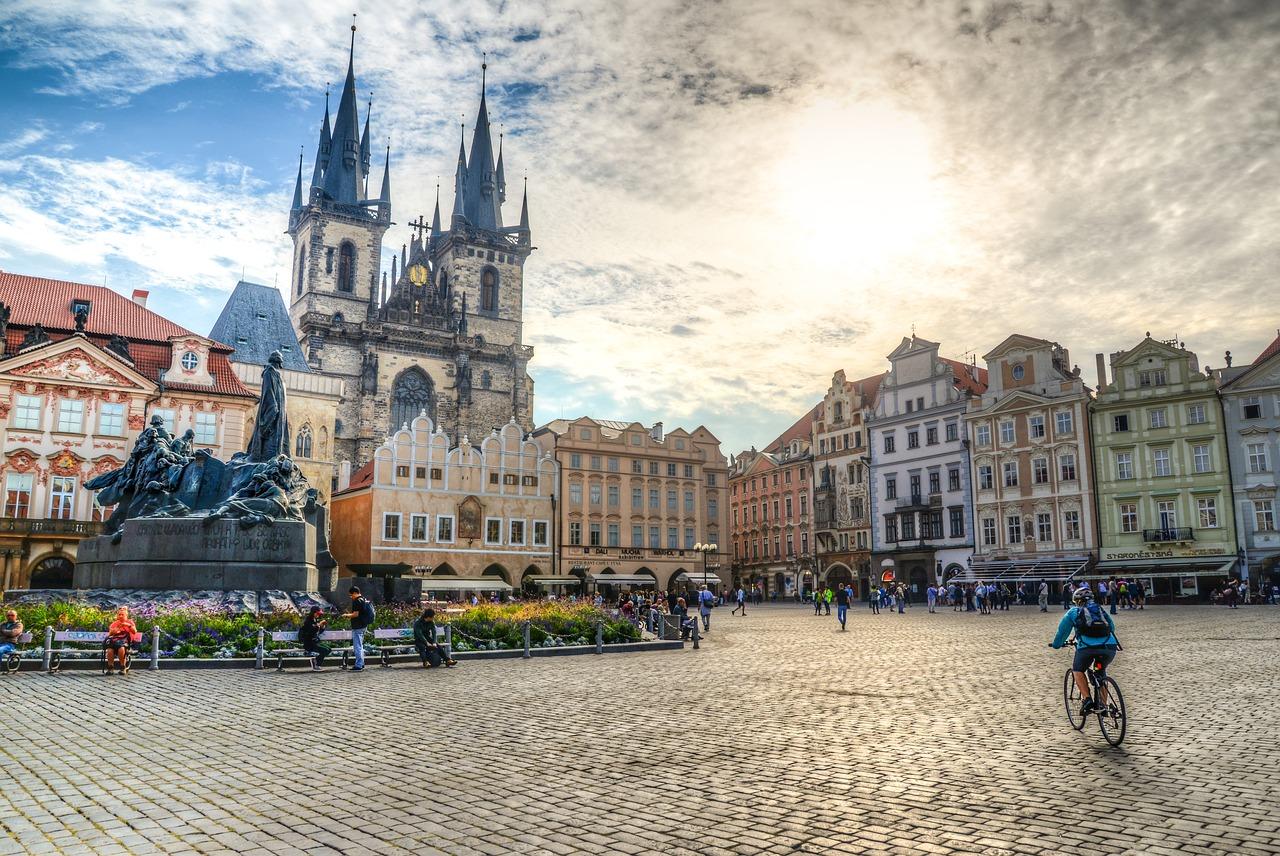 Prag mein Favorit der Hauptstädte in Europa